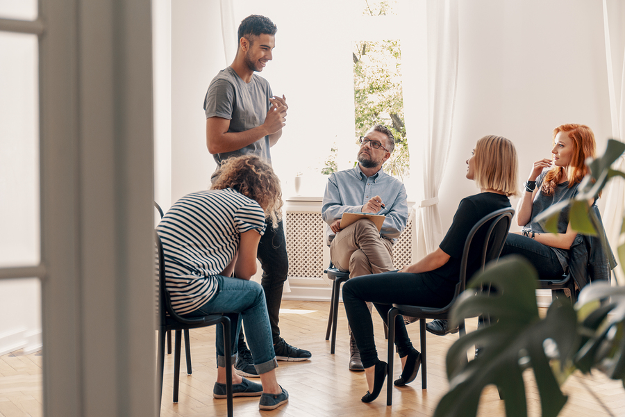 Support Group Help with Your Addiction Recovery